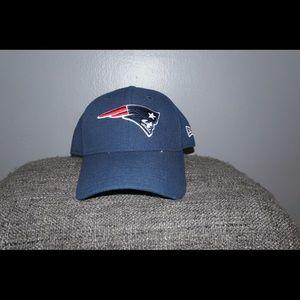 New Era New England Patriots Strap Hat